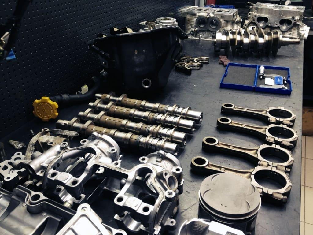 Капитальный ремонт двигателя Митсубиси в Екатеринбурге