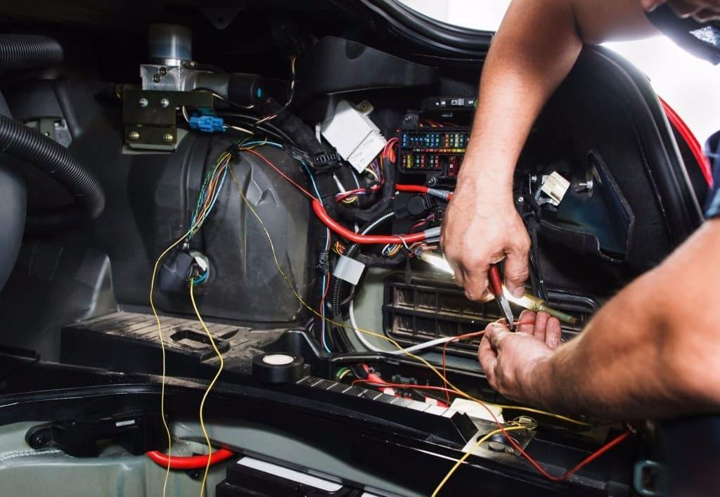 Ремонт электрики Тойота в Екатеринбурге